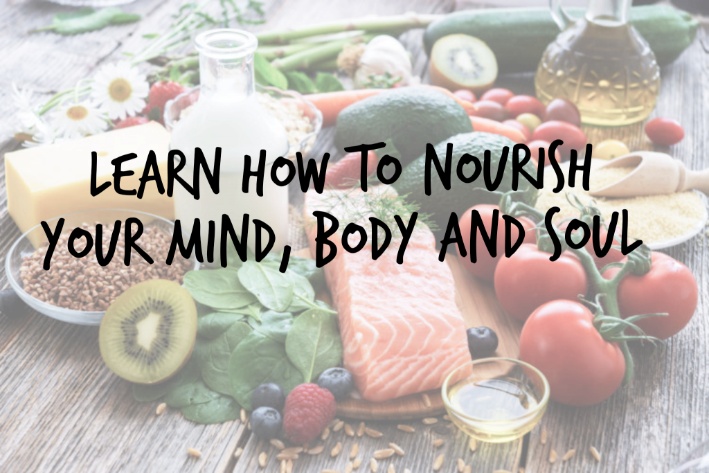 Learn how to nourish your mind, body and soul - Andrea Cullen Health  Solutions